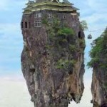 House on top of Rock